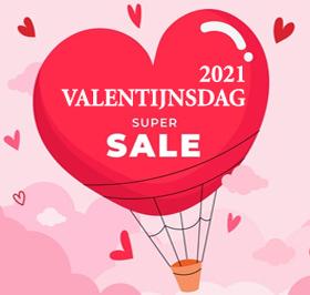 VALENTIJNSDAG-Sale